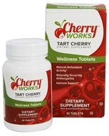 Cherry Works Wellness Tablets