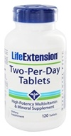 Two-Per-Day High Potency Multivitamin & Mineral