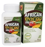 African Mango & Green Tea