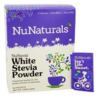NuStevia White Stevia Powder