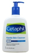 Gentle Skin Cleanser For All Skin Types