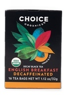 Black Tea English Breakfast Decaffeinated