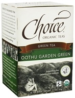 Green Tea Oothu Garden Green