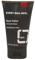 Face Lotion and Post-Shave