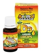 Source Of Life Animal Parade Vitamin D3 Liquid Drops
