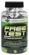 Free Test Testosterone Booster