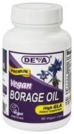 Vegan Borage Oil Omega-6 High GLA
