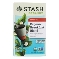 Premium Organic Breakfast Blend Black Tea