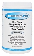 ImmunoPro RX Finest Biologically Active Non-Denatured Whey Protein Powder