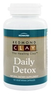 Redmond Trading - Redmond Clay Daily Detox - 120 Capsules