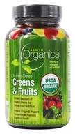 Organics Nutrient-Dense Greens & Fruits