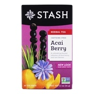 Premium Caffeine Free Herbal Tea Acai Berry