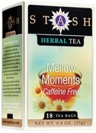 Premium Caffeine Free Herbal Tea Mellow Moments