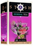 Premium Caffeine Free Herbal Tea Yumberry Blackcurrant