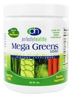 Mega Greens Plus MSM