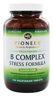 B Complex Stress Formula with Coenzymes, Herbs & Green Foods