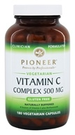 Vitamin C Complex Naturally Buffered