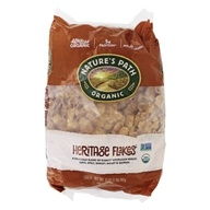 Cereal Heritage Heirloom Whole Grains High Fiber Resealable Eco Pac