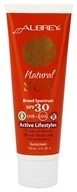Natural Sun Sunscreen High Protection Active Lifestyles
