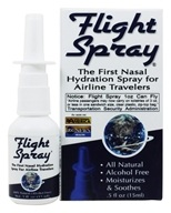 Nasal Hydration Spray for Airline Travelers
