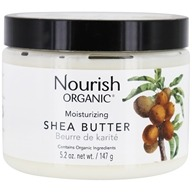 Nourish - Organic Raw Shea Butter - 5.5 oz.