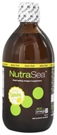 NutraSea Balanced EPA & DHA Omega 3 Supplement