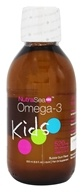 NutraSea Kids Omega-3 + Vitamin D Supplement