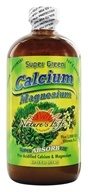 Super Green Calcium Magnesium Plus 1000 IU Vitamin D3