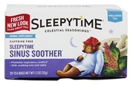 Sleepytime Sinus Soother Wellness Tea