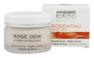 Annemarie Borlind Rose Dew Hydro Stimulant Night Cream