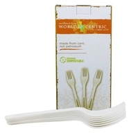 Corn Starch Forks