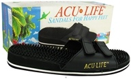 Massage Sandals With Velcro M9/W10