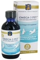 Omega-3 Pet For Cats & Small Breed Dogs