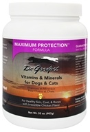 Maximum Protection Formula Vitamins & Minerals for Dogs & Cats