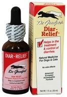 Diar-Relief Homeopathic Formula For Dogs & Cats