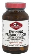 Evening Primrose Oil Extra Strength