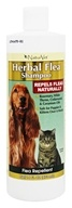 Herbal Flea Shampoo For Dogs & Cats