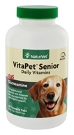 VitaPet Senior With Glucosamine For Dogs