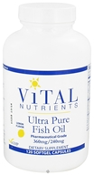Ultra Pure Fish Oil 360mg/240mg