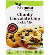 Living Now Chocolate Chip Cookie Mix Gluten-Free