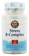 Stress B-Complex 155 mg Vitamin C with AromaSmooth Coating