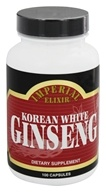 Korean White Ginseng