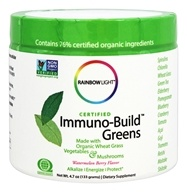 Certified Immuno-Build Greens