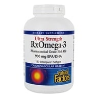 Ultra RxOmega-3 Factors EPA/DHA