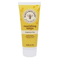 Burt's Bees - Baby Bee Nourishing Lotion Fragrance-Free - 6 oz. CLEARANCE PRICED
