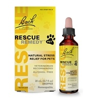 Bach Original Flower Remedies - Rescue Remedy Pet - 20 ml.