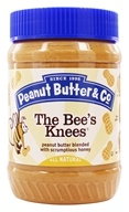 The Bees's Knees Peanut Butter Blended with Scrumptious Honey