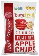 100% Organic Bake-Dried Fuji Apple Chips