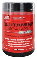 Glutamine Decanate Professional Strength Micronized L-Glutamine