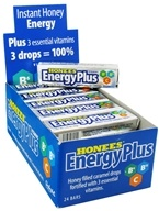 Energy Plus Honey Filled Caramel Drops